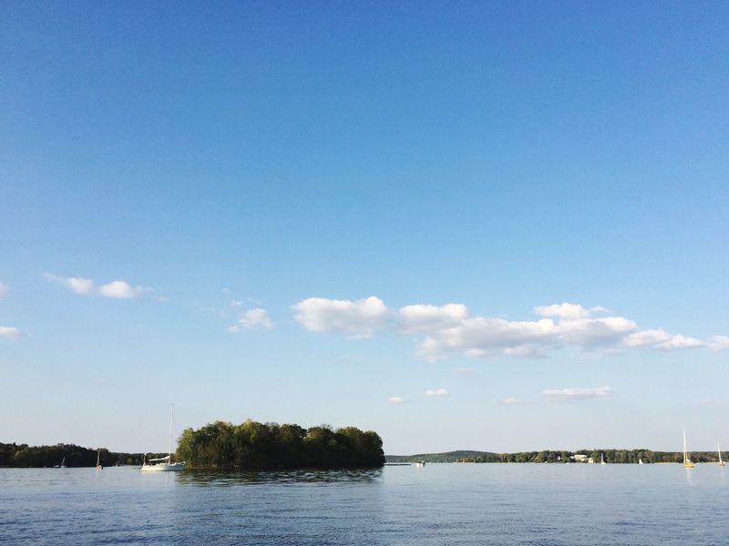 Oh, wie schön ist Berlin Berlin Wannsee Berlin Pfaueninsel Bootstour