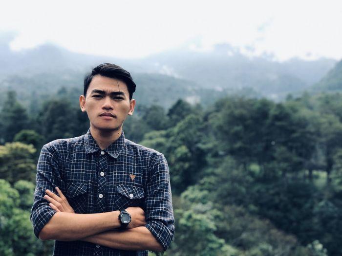 Mt.gede bogor, indonesia