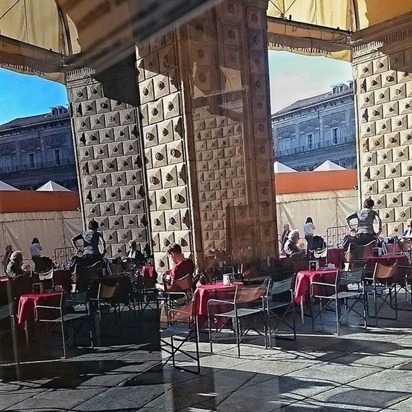 Coffe time Bologna Caffè Onassignment Traveling Reflection