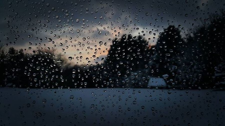 Sunset Winter Sunset Winter In Wisconsin Raindropshot Raindrops On My Window Raining Or Snowing? Nature_collection Nature Photography Nature Nature2016 Newton Wisconsin Manitowoc Wisconsin Raindrops Simple Photography