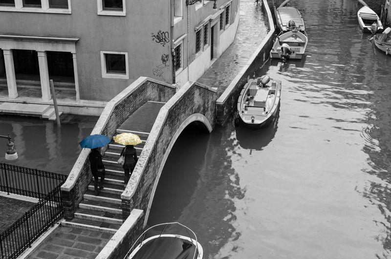 #Venice #Venezia #Italy #Italia #Europe #colorkey #travelphotography Black & White EyeEmNewHere Architecture Building Exterior Day No People Outdoors