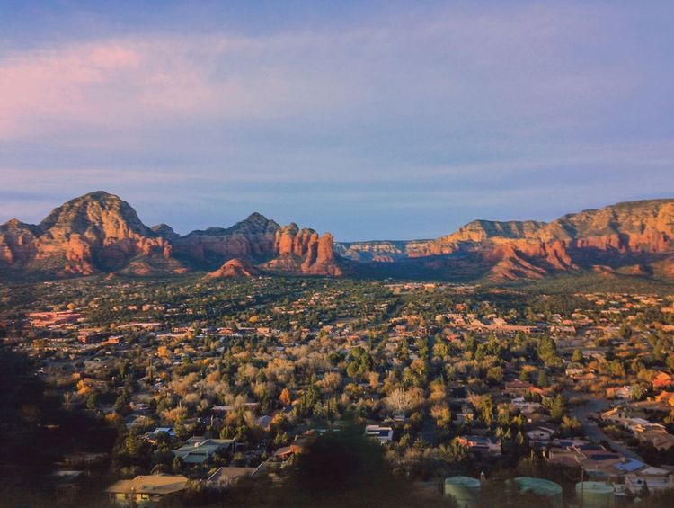 EyeEm Selects Beauty In Nature Nature Tranquility Tranquil Scene Rock - Object Rock Formation Scenics Geology Outdoors Mountain No People Landscape Physical Geography Sky Travel Destinations Day Arid Climate Mountain Range Red Cliffs