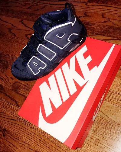 """Nike Air More Uptempo """"Obsidian"""" Uptempo Nike Air  Nike Sneakers Shoes"""