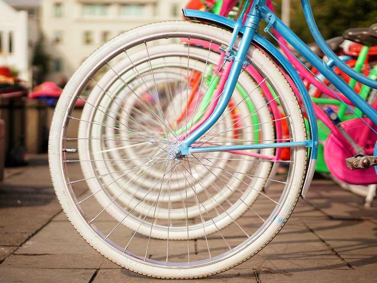 Bicycle Wheel Stillife StillLifePhotography Street Art Kotatua  Kota Tua Kotatuajakarta Ontel Wisatakota