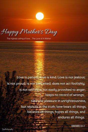 Happy Mother's Day! EyeEm Sunset EyeEm Best Shots Spring