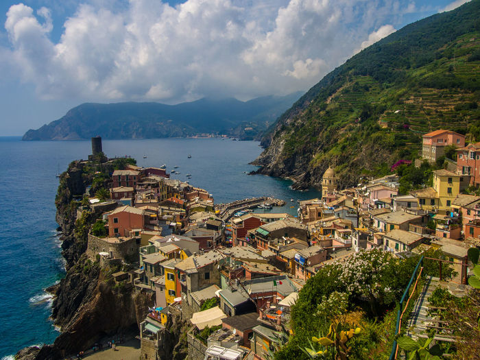 Architecture Cinque Terre Italy Landscape Nature Town TOWNSCAPE Travel Travel Photography