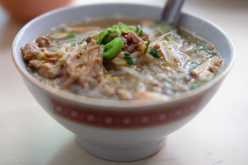 Soto Ayam. Soup