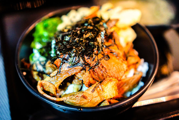 Food Eat Dinner Delicious Japanese Food Seaweed Roast Dinner Grilled Chicken Chicken Breast Main Course Cooked Fried Fried Chicken Curry The Foodie - 2019 EyeEm Awards