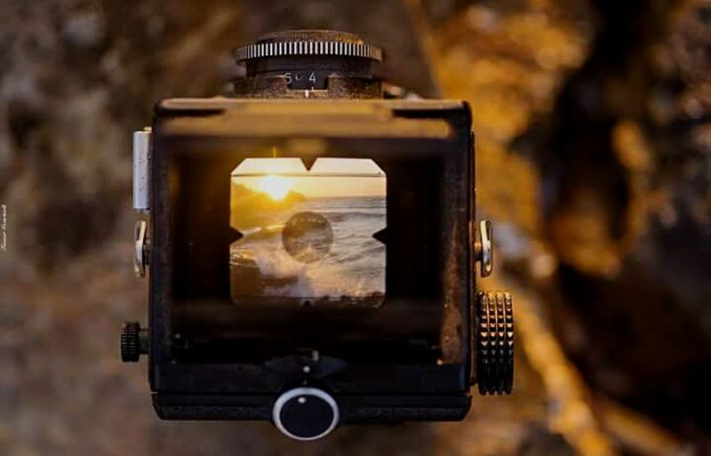 Analogue Photography Medium Format Filmisnotdead Lubitel 166+ Landscape Malta
