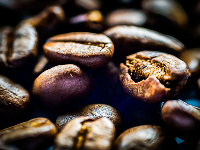 Backgrounds Close-up Coffee Bean Day Food Food And Drink Freshness Nature No People Nut - Food Outdoors Selective Focus