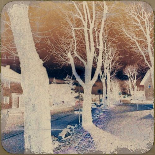 My Street Last Night :) Check This Out IPhone Editing EyeEm Best Shots - My World