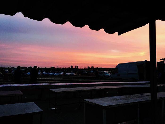 #sunrise #reflection