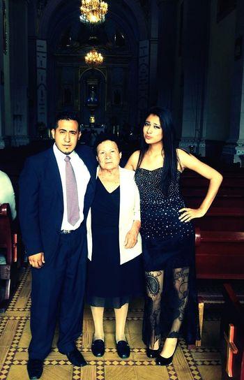 Grandma Casco Viejo Panama Iglesia Católica  Traveling Lifetime❤