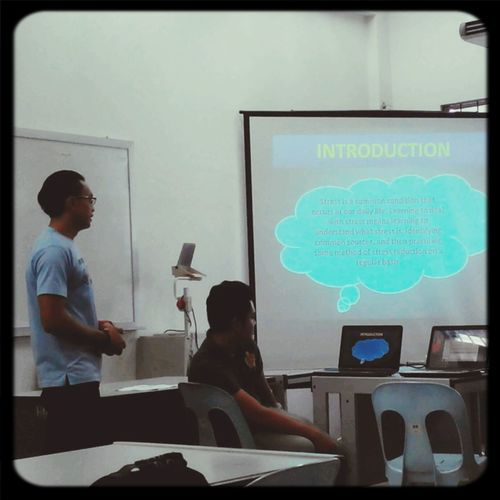 Presenter for today ~