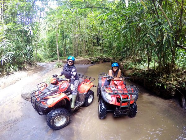 Travel Traveladventures Travelindonesia Tegalalang Village Bali Riding Dirty ATV Ride INDONESIA Wanderlust