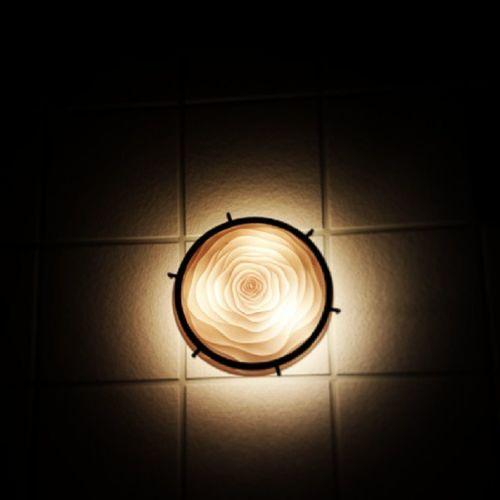 The light fixture in the yoga studio Lifetimenonmembers Yogasaturday Fitfam