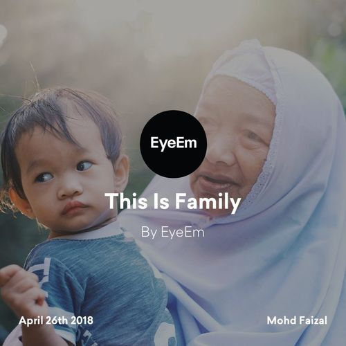 "For this Mission, we want you to capture the countless forms that modern families take – proving there's no such thing as ""normal"" → https://www.eyeem.com/m/10824461 ❤️ NotYourCliche This Is Family"