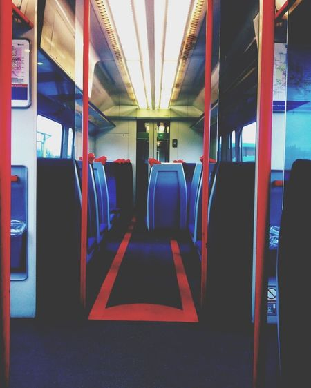Empty Carriage | Culture TheMinimals (less Edit Juxt Photography) Public Transportation Urban Geometry
