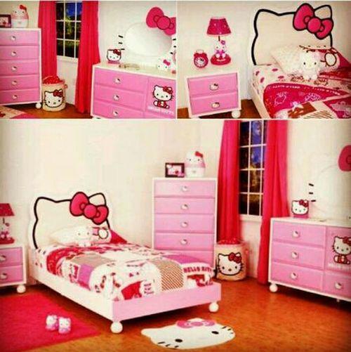 Kamar Hello Kitty