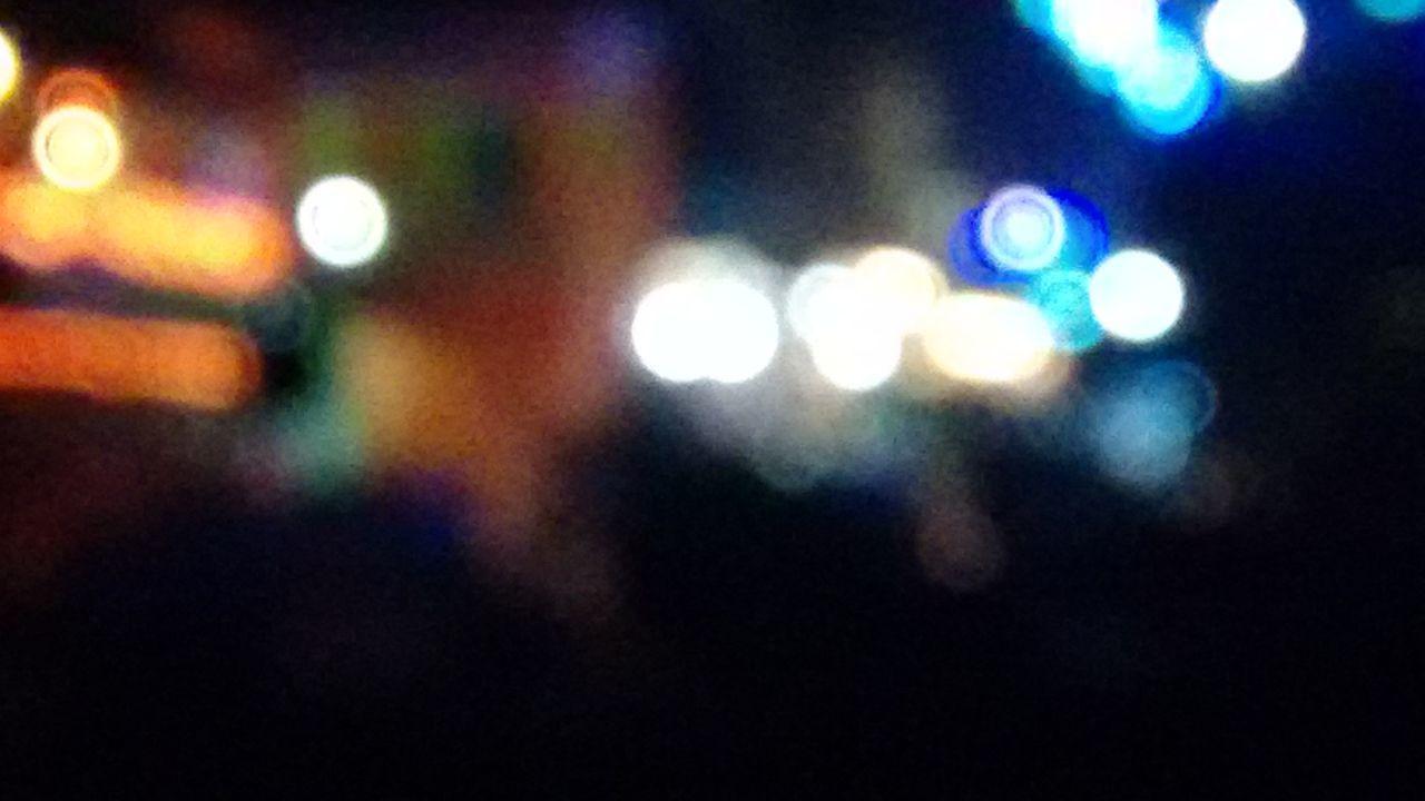 illuminated, night, defocused, lighting equipment, no people, light effect, focus on foreground, close-up, backgrounds, indoors