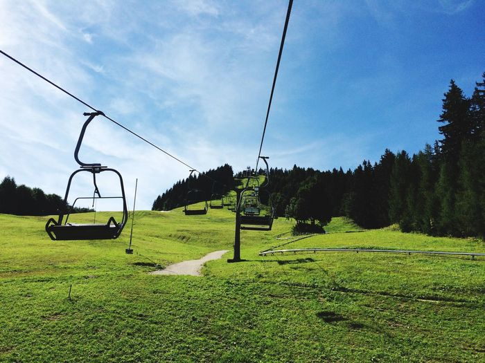 IPhoneography Eyemphotography Iphone5s Summertime Sessellift Relaxing Austria