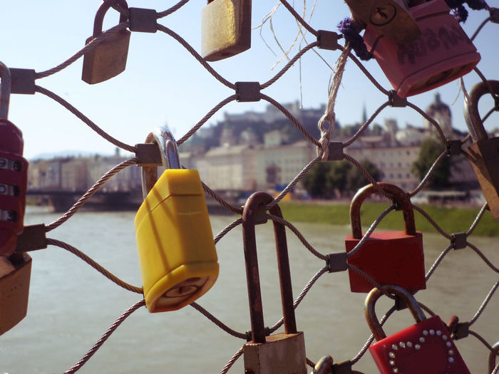 symbol of eternity love, commitment, and motivation of relationships and friendships Abstract Bonding Bridge Chainlink Fence Close-up Commitment Destiny Encouragement Engagement Eternity Focus On Foreground Forever Friendship Lock Love Lover Marriage  No People Relationship Symbol Together Togetherness Unity