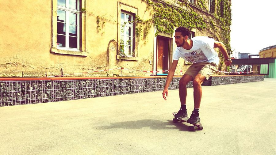 Rotondes Luxembourg Luxembourg Streetphotography Longboard Fastlife Cruiser Board Cruiserskate