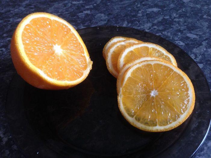 апельсин Orange оранжевое настроение