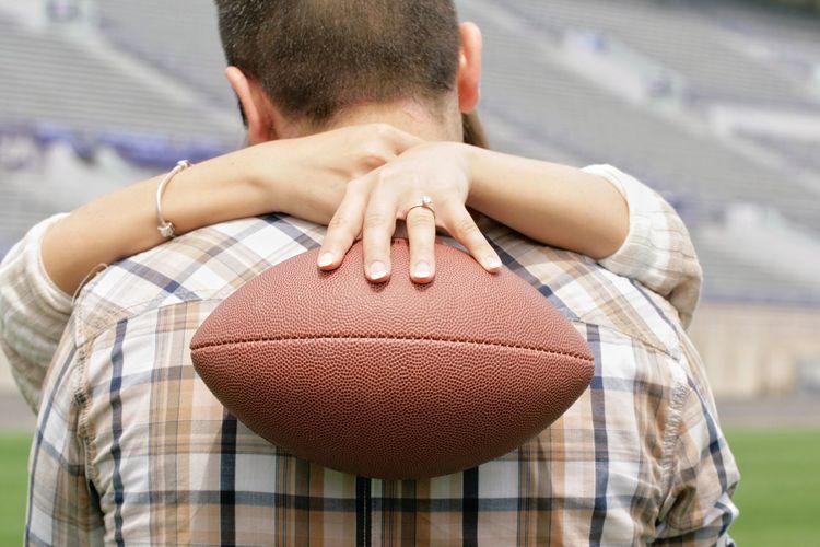 Football Football Stadium Football Couple Football Engagement Football Lovers Canon Rebel Xti