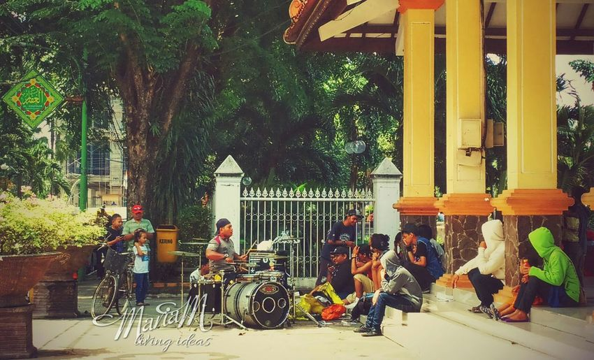One noisy day The Week On EyeEm Hanging Out Drummer Musician Live Music Sikil Traveler EyeEm Best Shots Urban Life