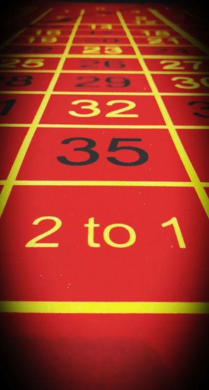 Place Your Bets Amatuerphotography Red And Black Roulette Table Roulette Casino Odds And Evens Numbers Gaming Betting Gamble Red Communication Number Close-up