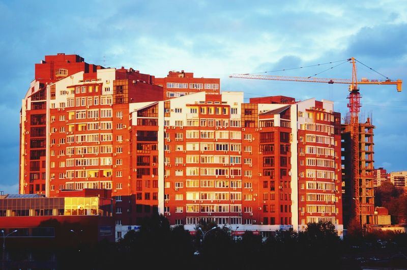 Sity Sityscape Sunny Day House вид из окна Street Photo Samara, Russia Cityview