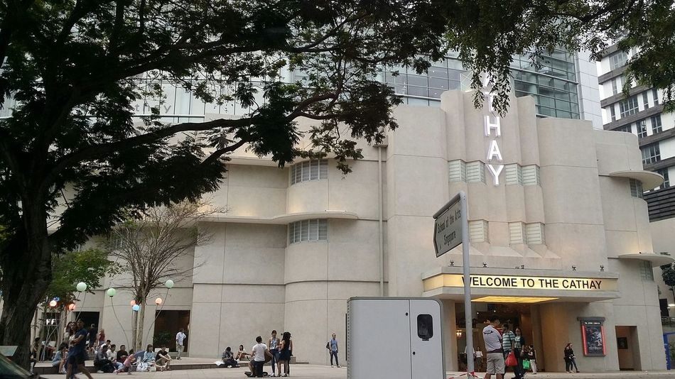 Cathay Cinemas Shopping Architecture Sg_architecture Singapore Architecture Singapore