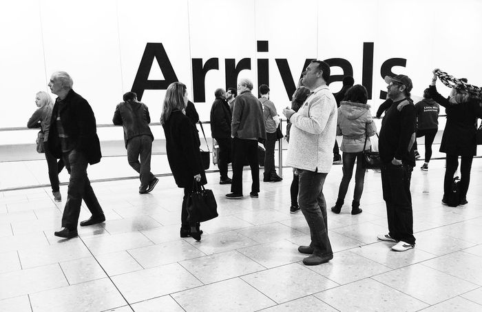 RePicture Travel In The Terminal Heathrow, London IPSWebsite Shades Of Grey MyCommute London Lifestyle