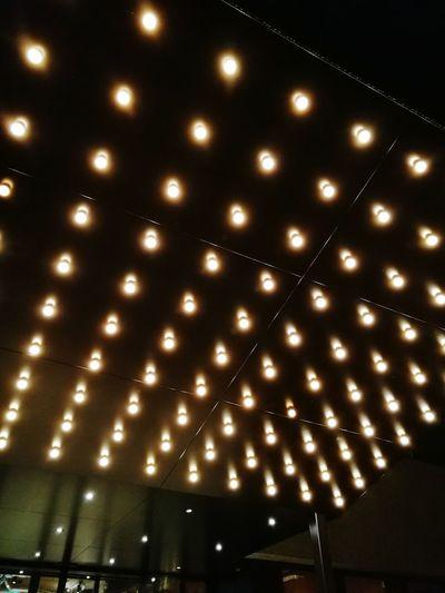 Illuminated No People Architecture Night