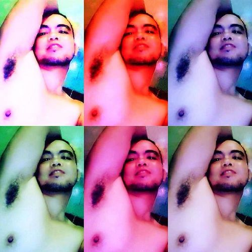 In different hues... Umay ArmpitsGuy Hehehe... 😄