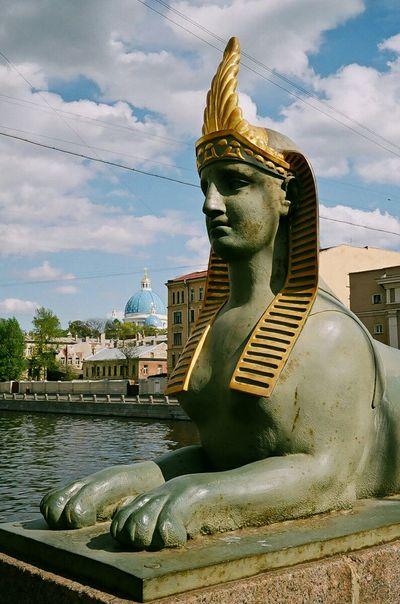 Kodakektar100 Saint Petersburg Russia Film Photography Filmphotography 35mm Film Sfinks Sfinx
