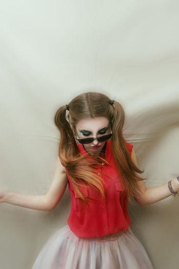Art Artfoto Makeup Girl Women Gothic Doll Cool