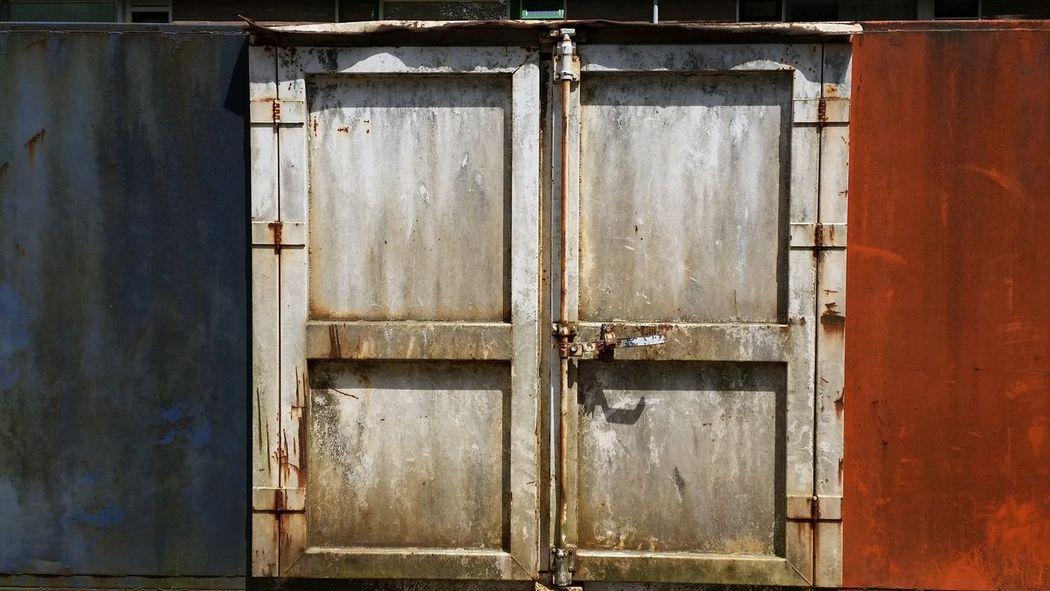 Container Kleuren Metaal Deuren Metal Doors