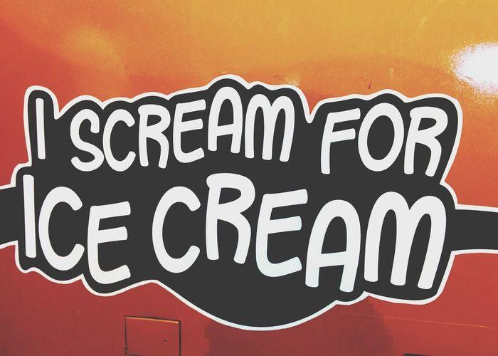 Spotted this Ice Cream ? van Nexus5 HDR Vinyl Typography