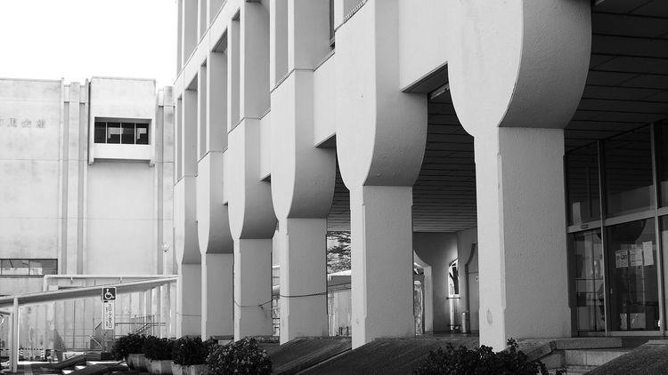 旧市庁舎。 Architecture Takumar Monochrome Mito-shi Oldlens Streamzoofamily