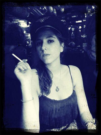 JustMe Enjoying Life Smoking LookingCute