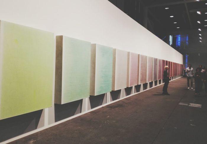 Art ArtWork Artist Art Fair Salon Contemporary Modern Gallery Basel