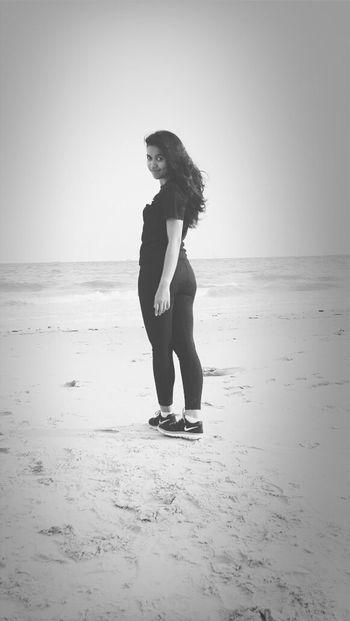 Hi! That's Me Beach Enjoying Life