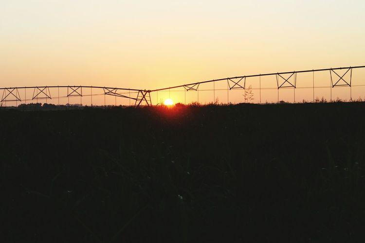 Spilpunt Sunset