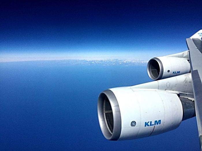 Flight Sky Atlantic Ocean Greenland Iceberg KLM between Amsterdam & montreal Landscape From An Airplane Window
