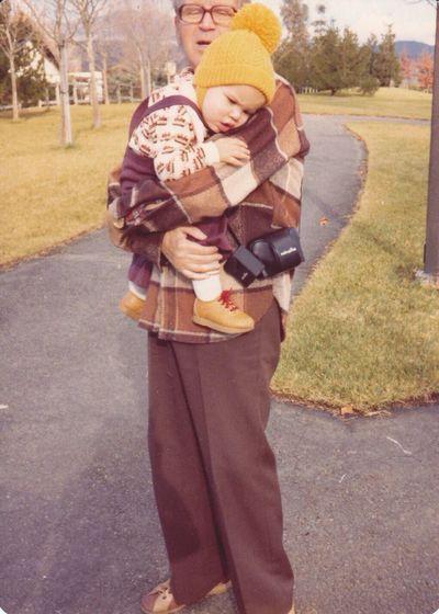 Morfar Charlie and I Grandfather Childhood Memories