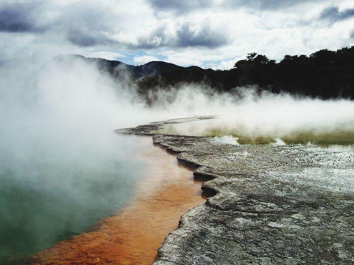 Waiotapu - Rotorua