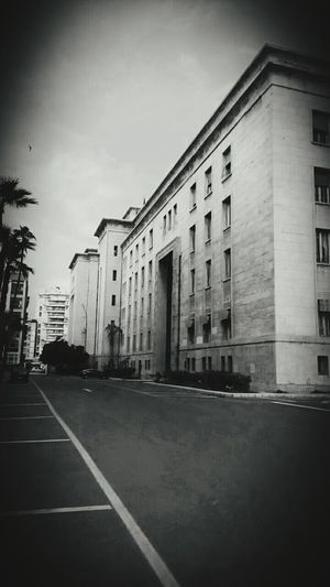 faculty of engineering..Alexandria Egypt Morning Buildings Ancient Engneering On The Road