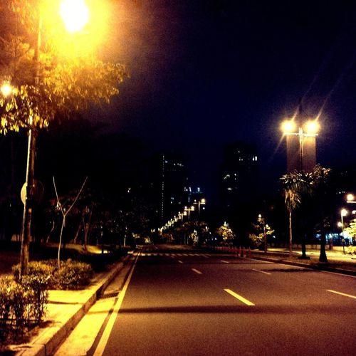 Sunday evening walk